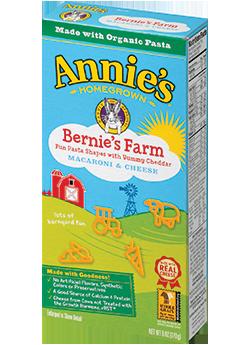 Annie's® Homegrown  Bernie's Farm Macaroni & Cheese