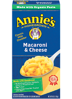 Annie's®  Homegrown Classic Macaroni & Cheese Meal