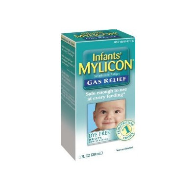Johnson & Johnson Mylicon Gas Relief