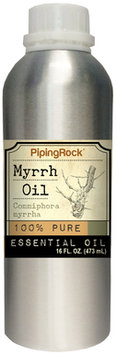 Piping Rock Myrrh 100% Pure Essential Oil 16oz