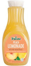 Tropicana® Peach Lemonade