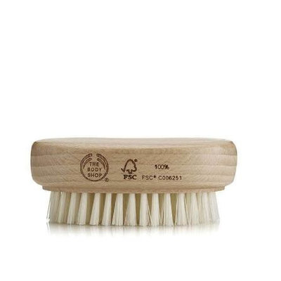 THE BODY SHOP® Wooden Nail Brush