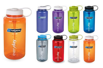 Nalgene® Wide Mouth Water Bottles
