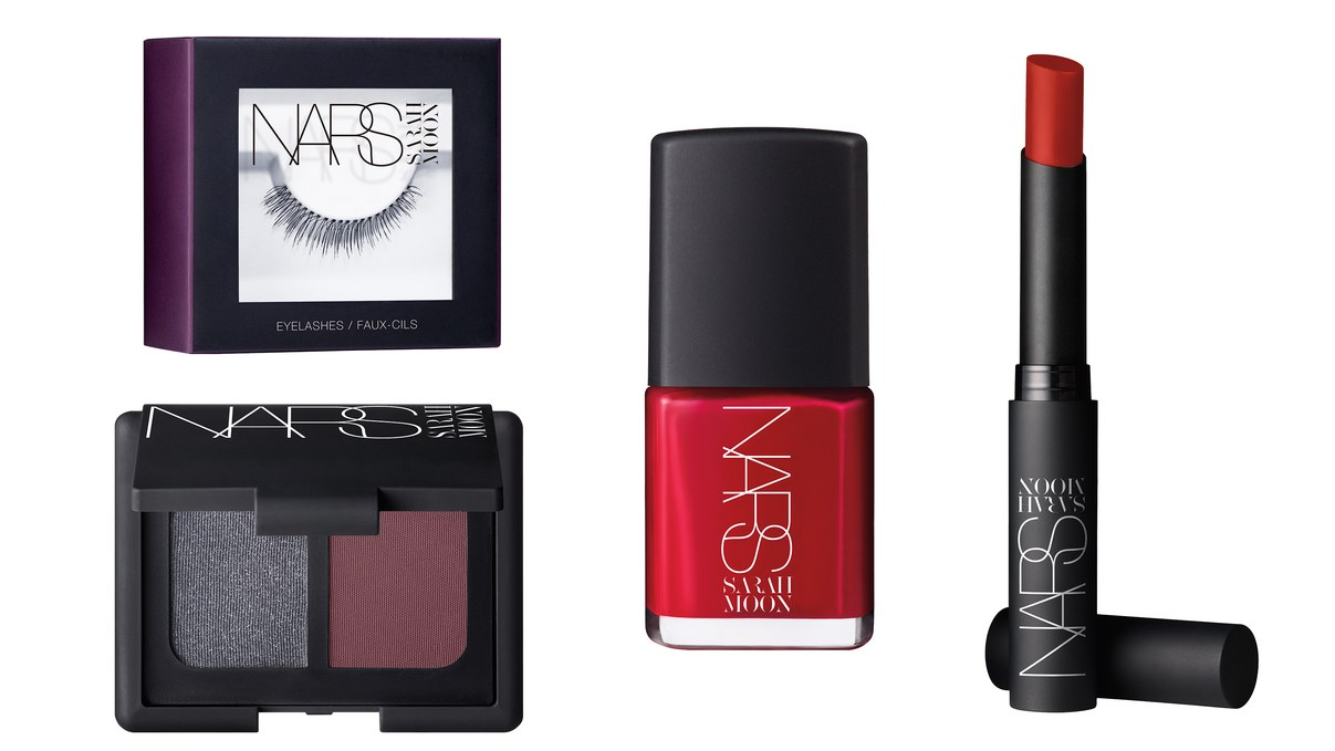 NARS X Sarah Moon Collection
