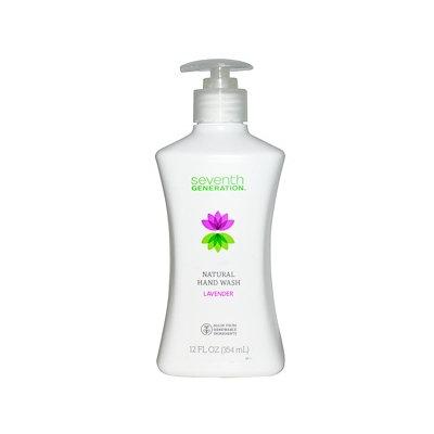 Seventh Generation Lavender Natural Hand Wash