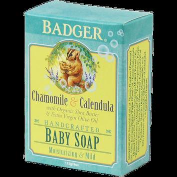 Badger Balm Botanical Baby Soap