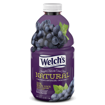 Welch's® Natural 100% Refrigerated Mighty Concord Grape Juice