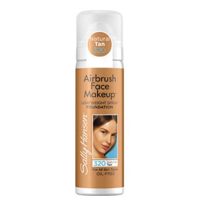 Sally Hansen® Airbrush Face Makeup™ Liquid Foundation