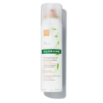 Klorane Dry Shampoo with Oat Milk - Natural Tint