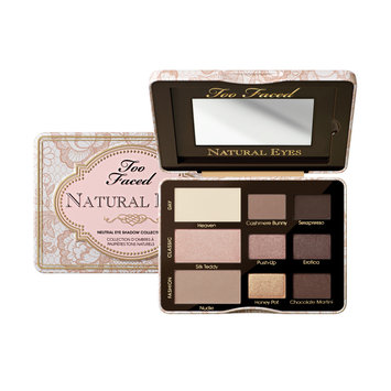 Too Faced Natural Eyes Shadow Collection