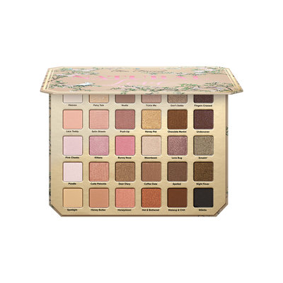 Too Faced Natural Love Eyeshadow Collection