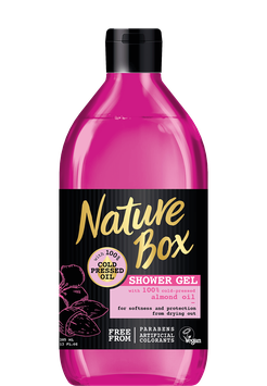 Nature Box™ Body Wash - Almond Oil