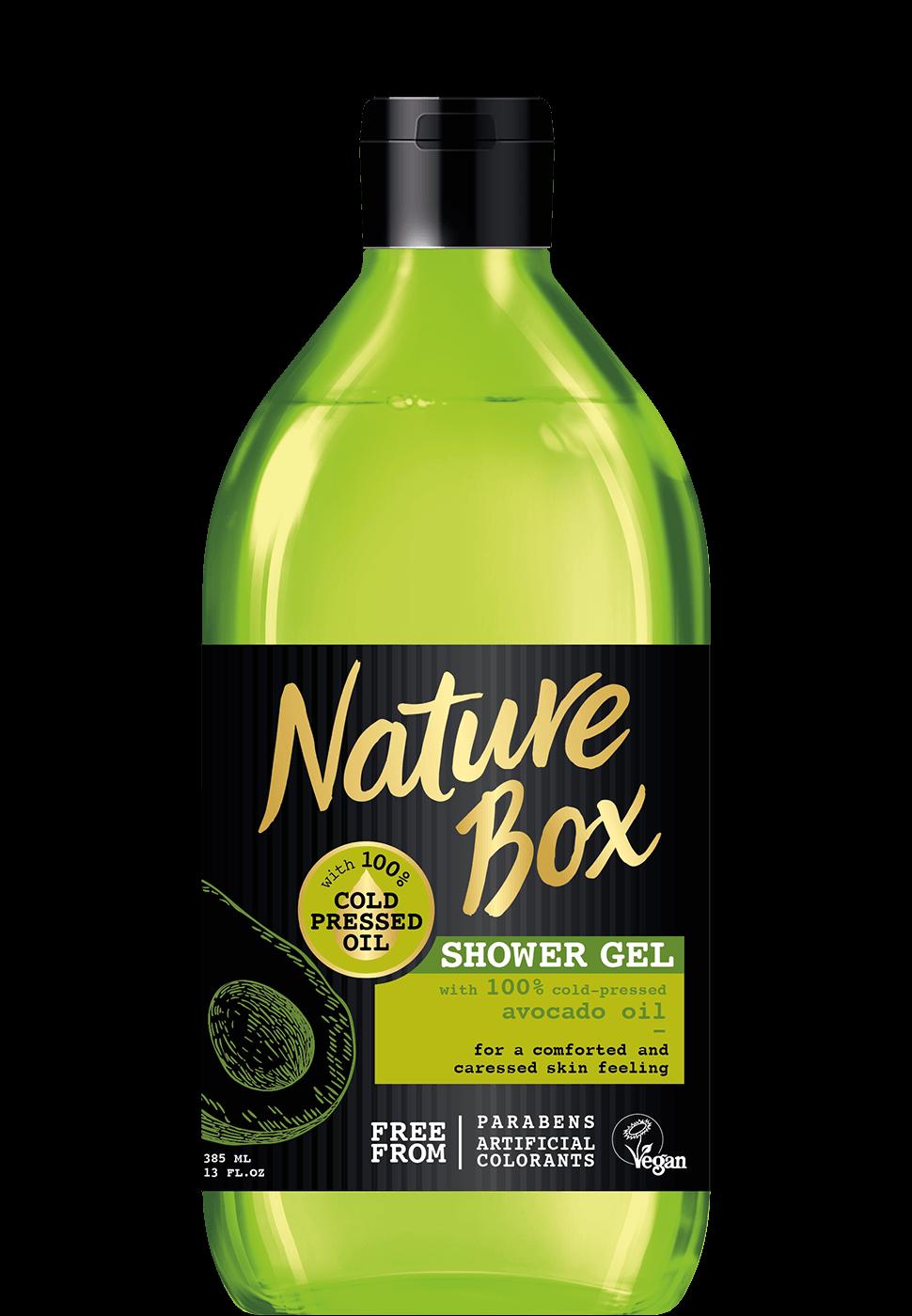 Nature Box™ Body Wash - Avocado Oil