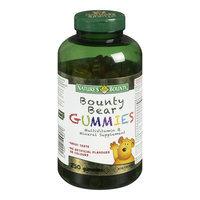 Nature's Bounty Bounty Bear Multivitamin Gummies