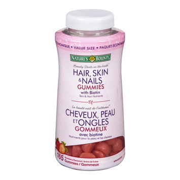 Nature's Bounty Hair, Skin & Nails Value Size Gummies