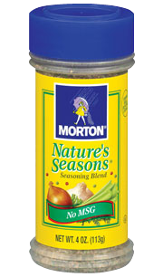 Morton Nature's Seasons Seasoning Blend