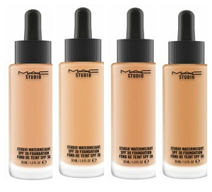 M.A.C Cosmetics Studio Waterweight SPF 30 Foundation