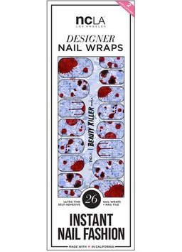 NCLA Beauty Killer Nail Wraps