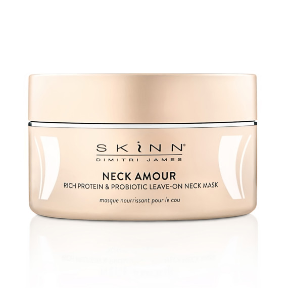 Skinn Neck Amour – Rich Protein & Probiotic Leave-on Neck Mask
