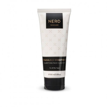 Nerd Skincare NER:D Skincare Miraculous Brightening Clarifying Face Cleanser