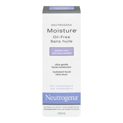 Neutrogena® Oil-Free Ultra-gentle Sensitive Skin Moisturizer