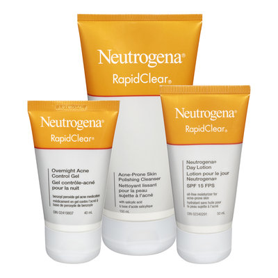 Neutrogena® Rapid Clear Acne System