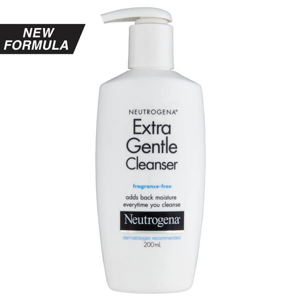 Neutrogena® Extra Gentle Cleanser Reviews 2019
