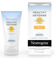 Neutrogena® Healthy Defense® Daily Moisturizer with Sunscreen Broad Spectrum SPF 30