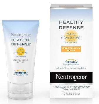 Neutrogena® Healthy Defense® Daily Moisturizer with Sunscreen Broad Spectrum SPF 30