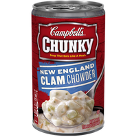 Campbell's® Chunky New England Clam Chowder