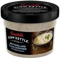 Campbell's® Slow Kettle® Style New England Clam Chowder Soup