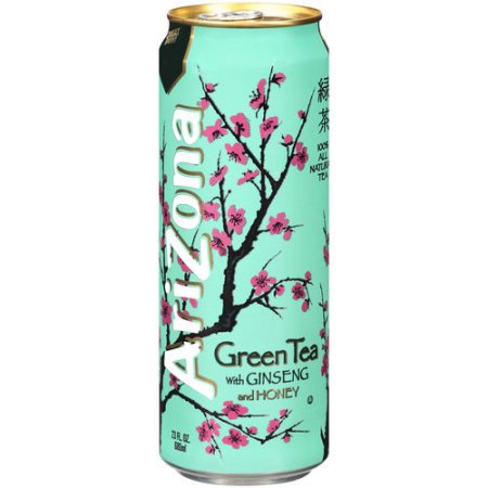 arizona green tea with ginseng and honey 2019 reviews