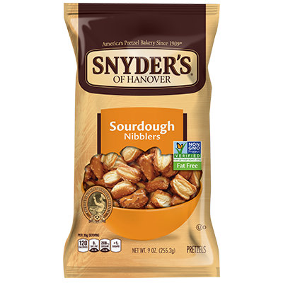 Snyder's Of Hanover Sourdough Nibblers