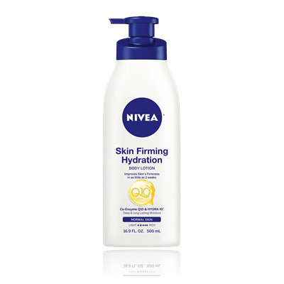 NIVEA Skin Firming Body Lotion with Q10 Plus