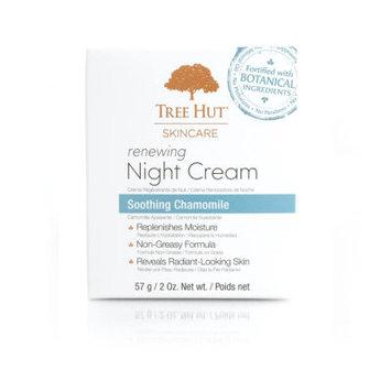 Tree Hut Skincare Renewing Night Cream Soothing Chamomile