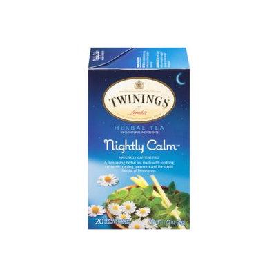 TWININGS® OF London Nightly Calm™ Tea Bags