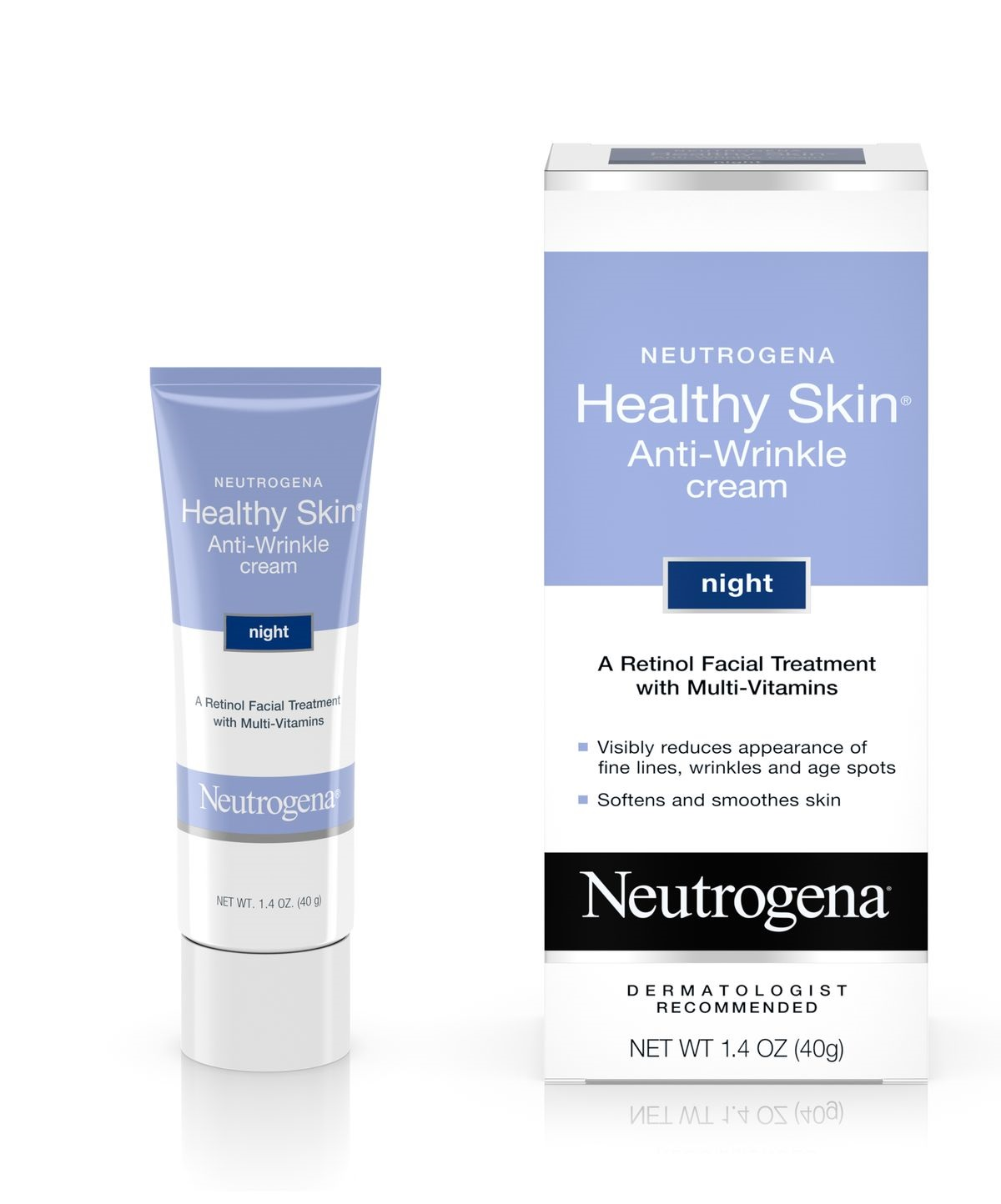 Neutrogena® Healthy Skin Anti-Wrinkle Night Cream