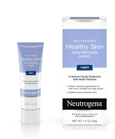 Neutrogena® Healthy Skin Anti-Wrinkle Night Cream