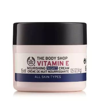 THE BODY SHOP® Vitamin E Nourishing Night Cream