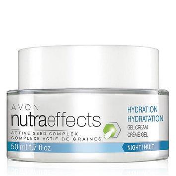 AVON Naturaeffects Hydration Night Gel Cream