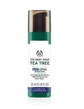 THE BODY SHOP® Tea Tree Night Lotion