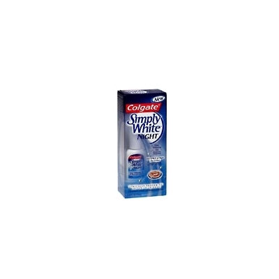 Colgate® Simply White® Night Clear Whitening Gel