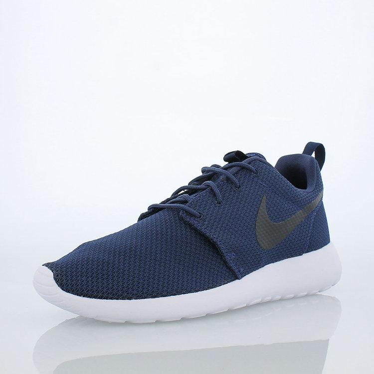 more photos 23087 3ccba ... closeout mens nike roshe run sneaker size 8.5 m blue reviews cf15a 31396