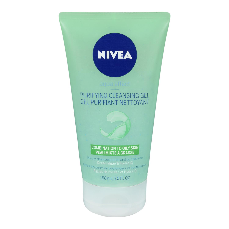 NIVEA Aqua Effect Purifying Cleansing Gel