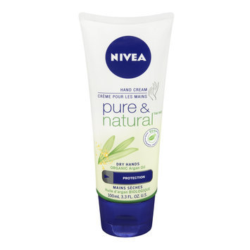 NIVEA Pure & Natural Hand Cream