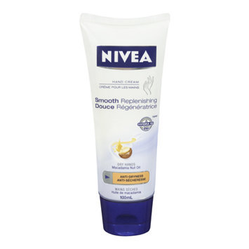 NIVEA Smooth Replenishing Hand Cream