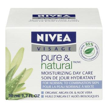 NIVEA Visage Pure & Natural Moisturizing Day Care