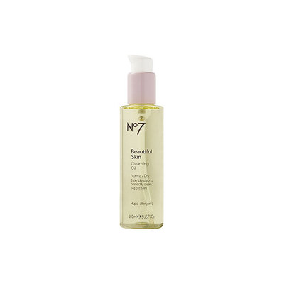 No7 Beautiful Skin Cleansing Oil