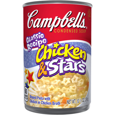 Campbell's® Chicken & Stars Condensed Soup