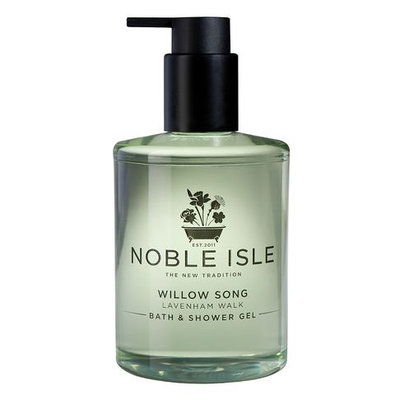 Noble Isle Willow Song Bath & Shower Gel, 250ml